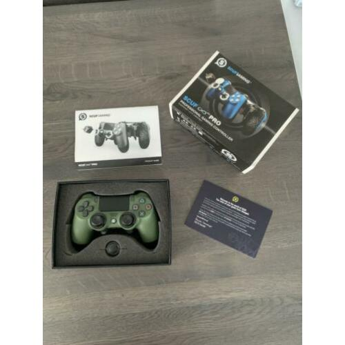 Scuff controler Infinity PS4