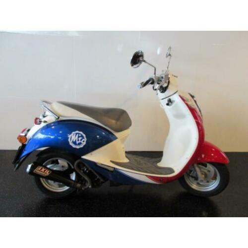 SYM MIO BROMSCOOTER SCOOTER (bj 2007)
