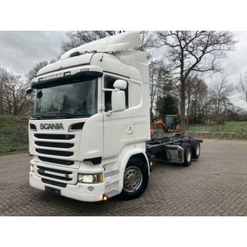 Scania R580 6X2 King of Road (bj 2014)