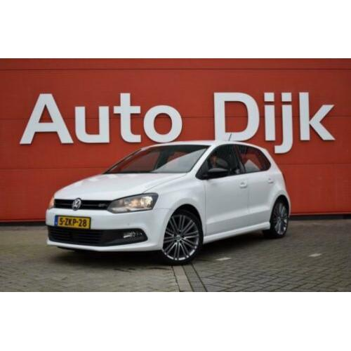 Volkswagen Polo 1.4 TSI BlueGT Automaat | Navi | Camera | Cl