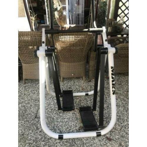 Crosstrainer walker