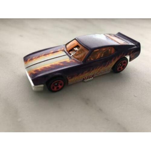 Hot wheels 71 Ford Mustang Funnycar dragracer hotwheels