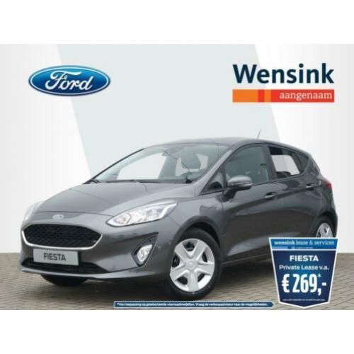 Ford Fiesta Connected 1.0 Ecoboost 95 PK | Driver Assistance